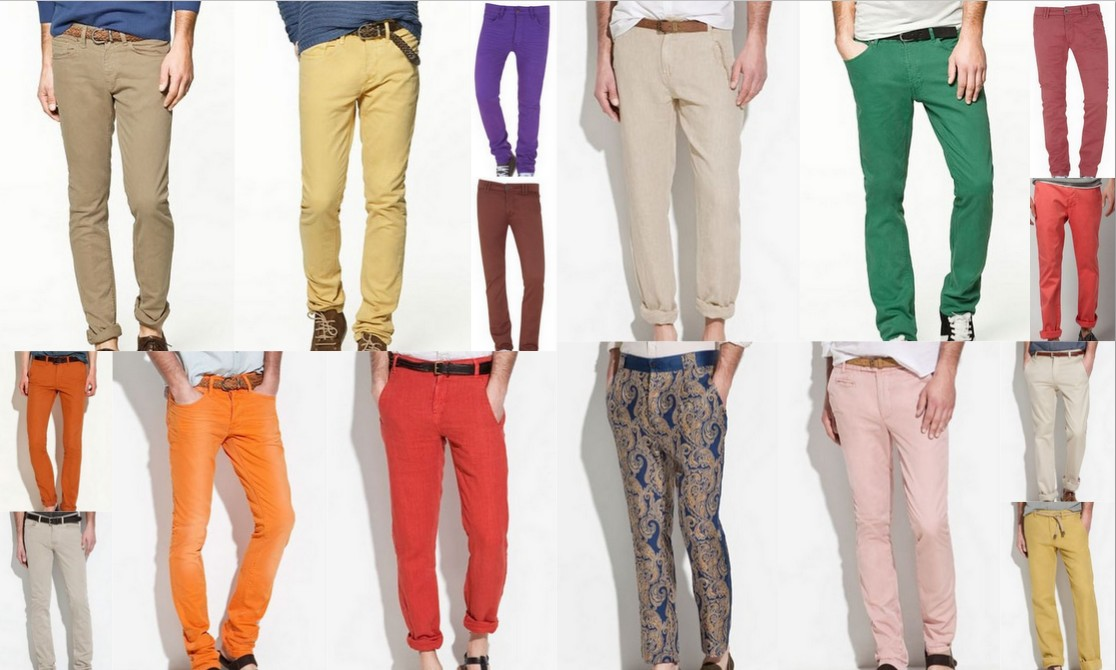 8a22efd59d The Spell Of Fashion  Pantalones de colores