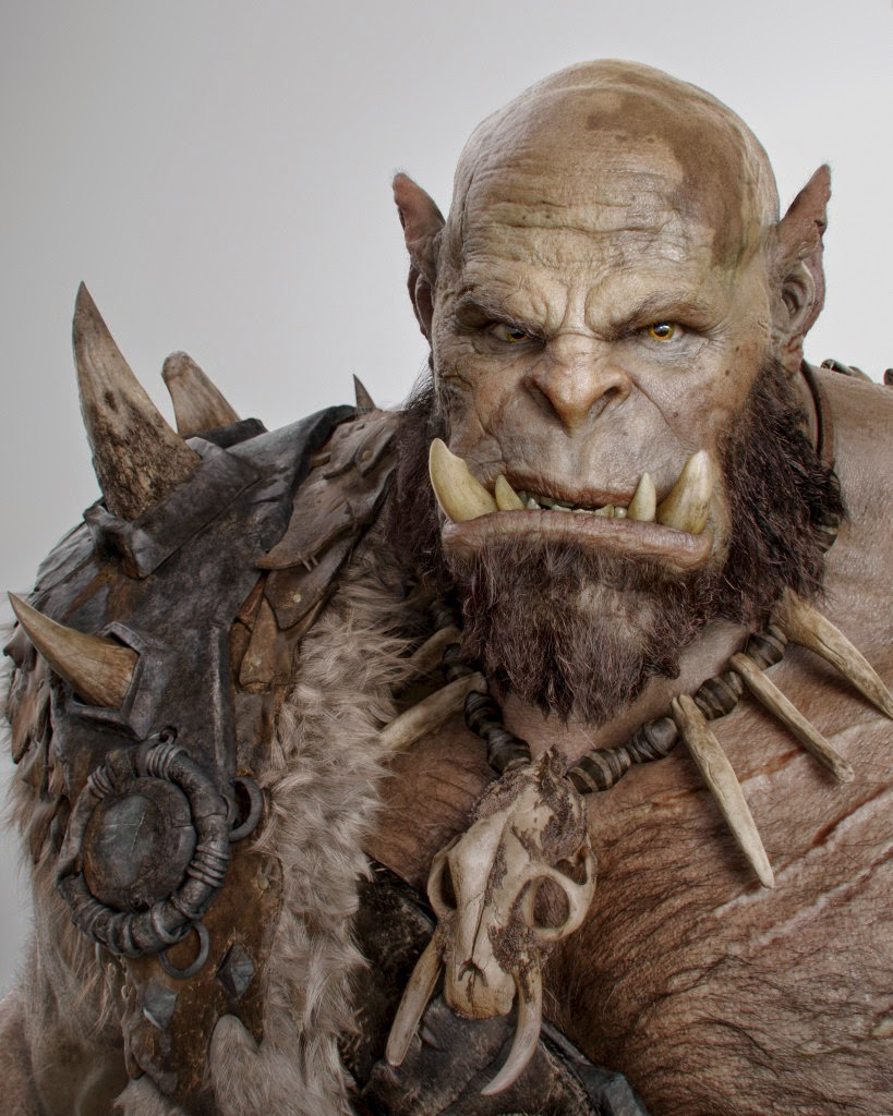 First Look At Warcraft Lead Character Orgrim