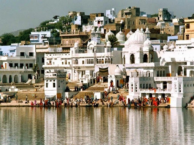 Pushkar in Rajasthan