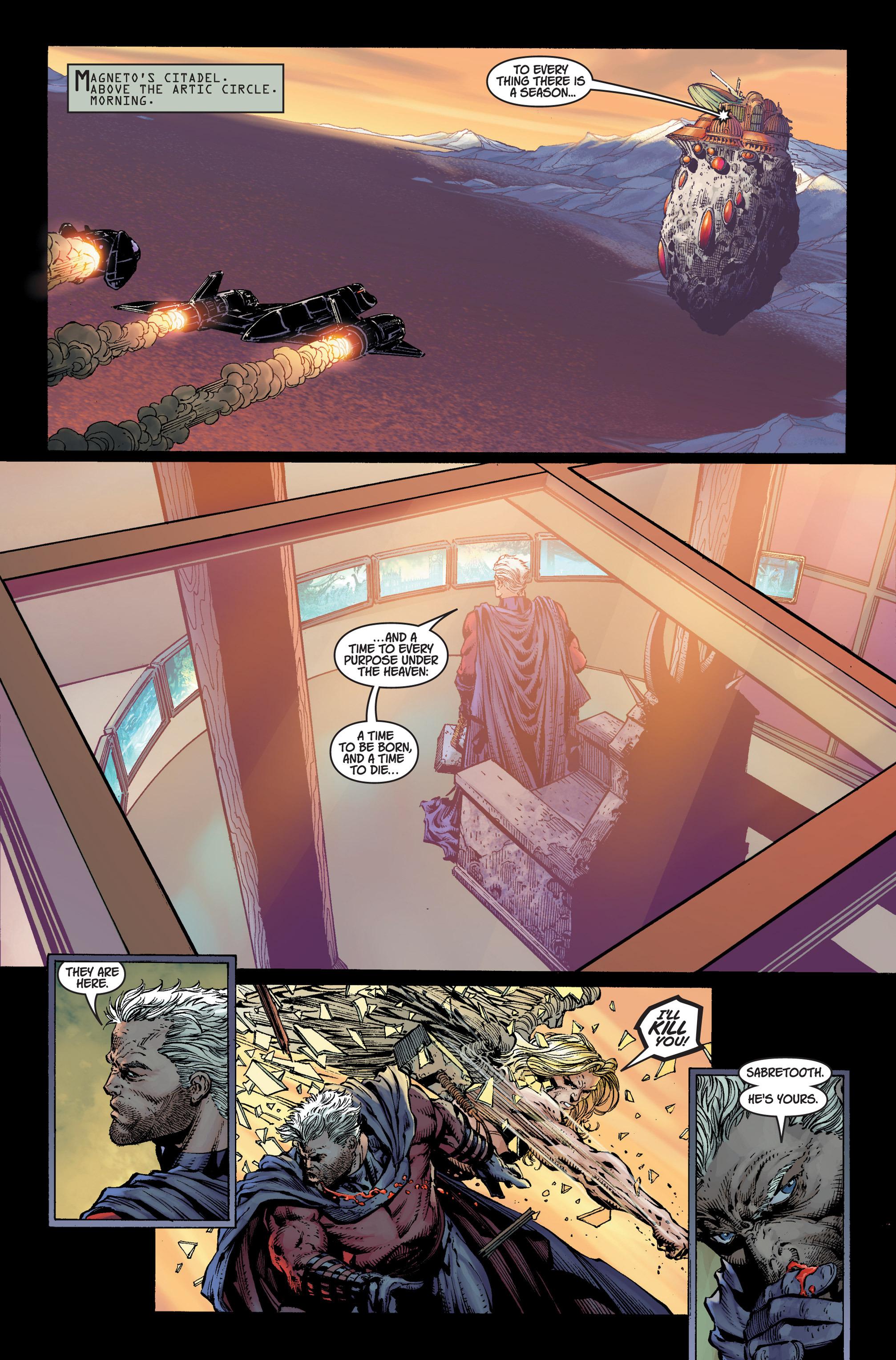 Read online Ultimatum comic -  Issue # _TPB - 88
