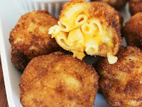 Fried Macaroni & Cheese Bites