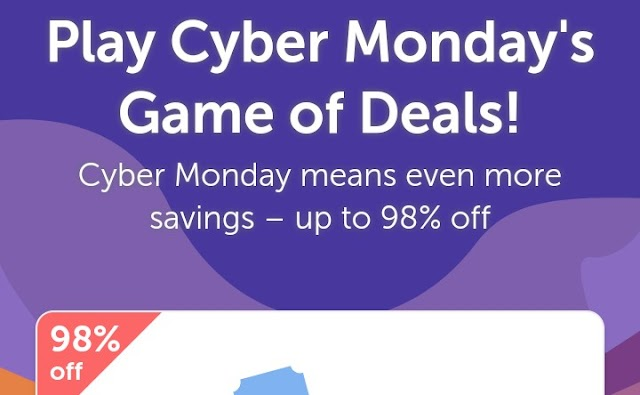Cyber Monday Promo Incase You Missed The Old One On Namecheap - Get 98℅ Discount On All Purchase