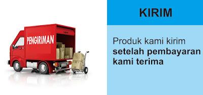pengiriman batik