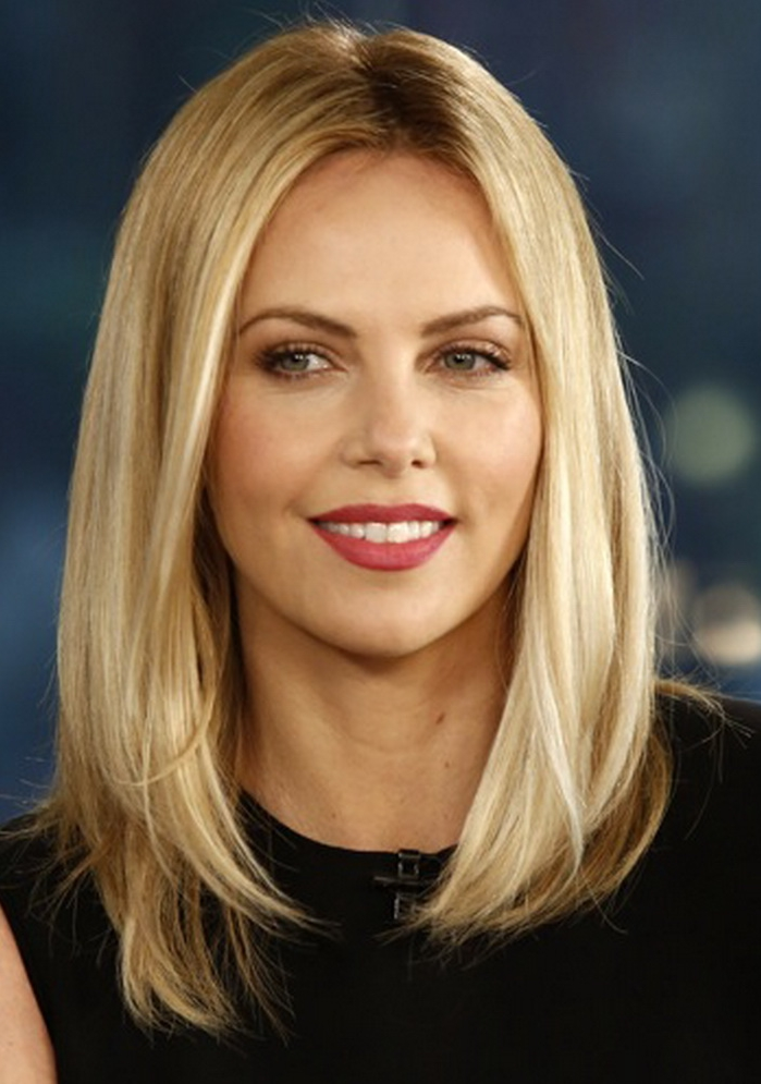Charlize Theron, blond, blonde