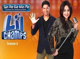 Sa Ra Ga Ma Pa Lit Champs Season 6