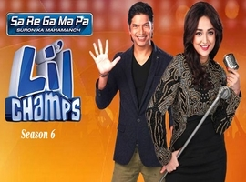 Sa Re Ga Ma Pa Little Champs Season 6 8th April 2017