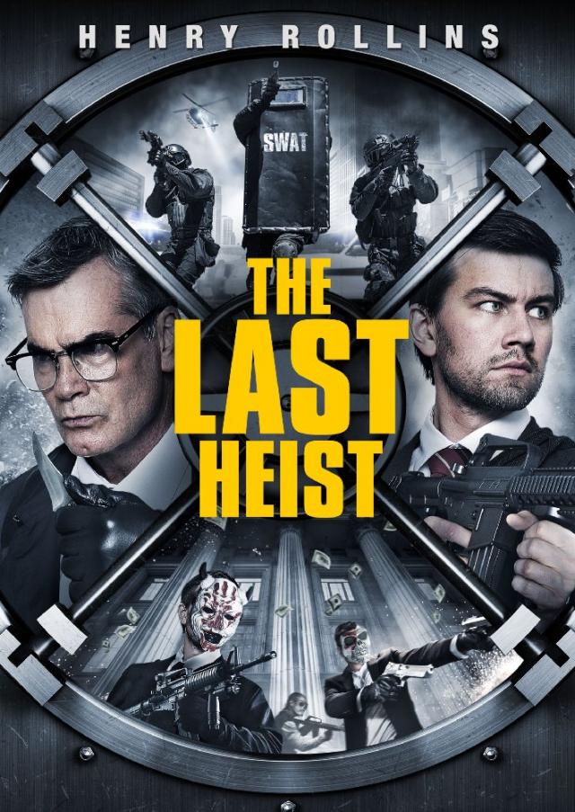 Phi Vụ Cuối Cùng - The Last Heist (2016)