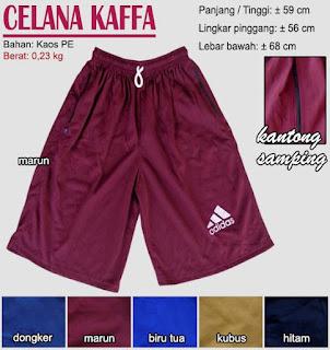 Celana pendek adidas (kolor) - kaffa
