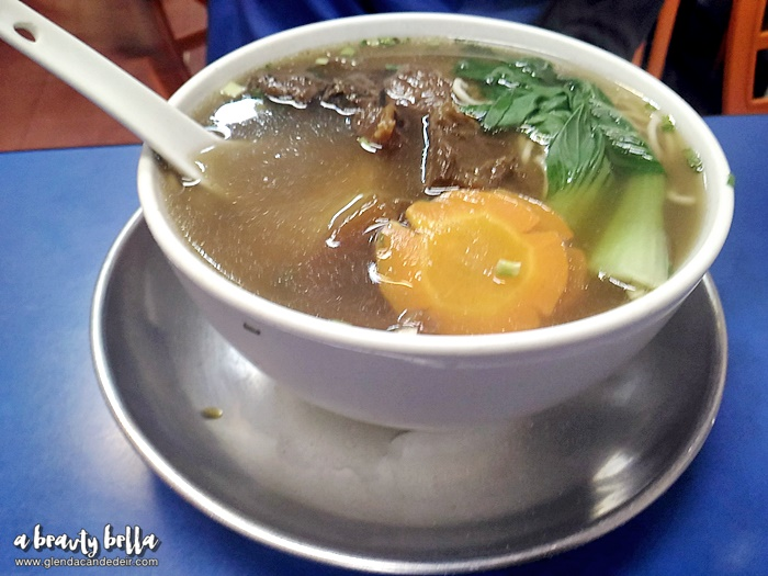Lan Zhou La Mien - Beef Lamien