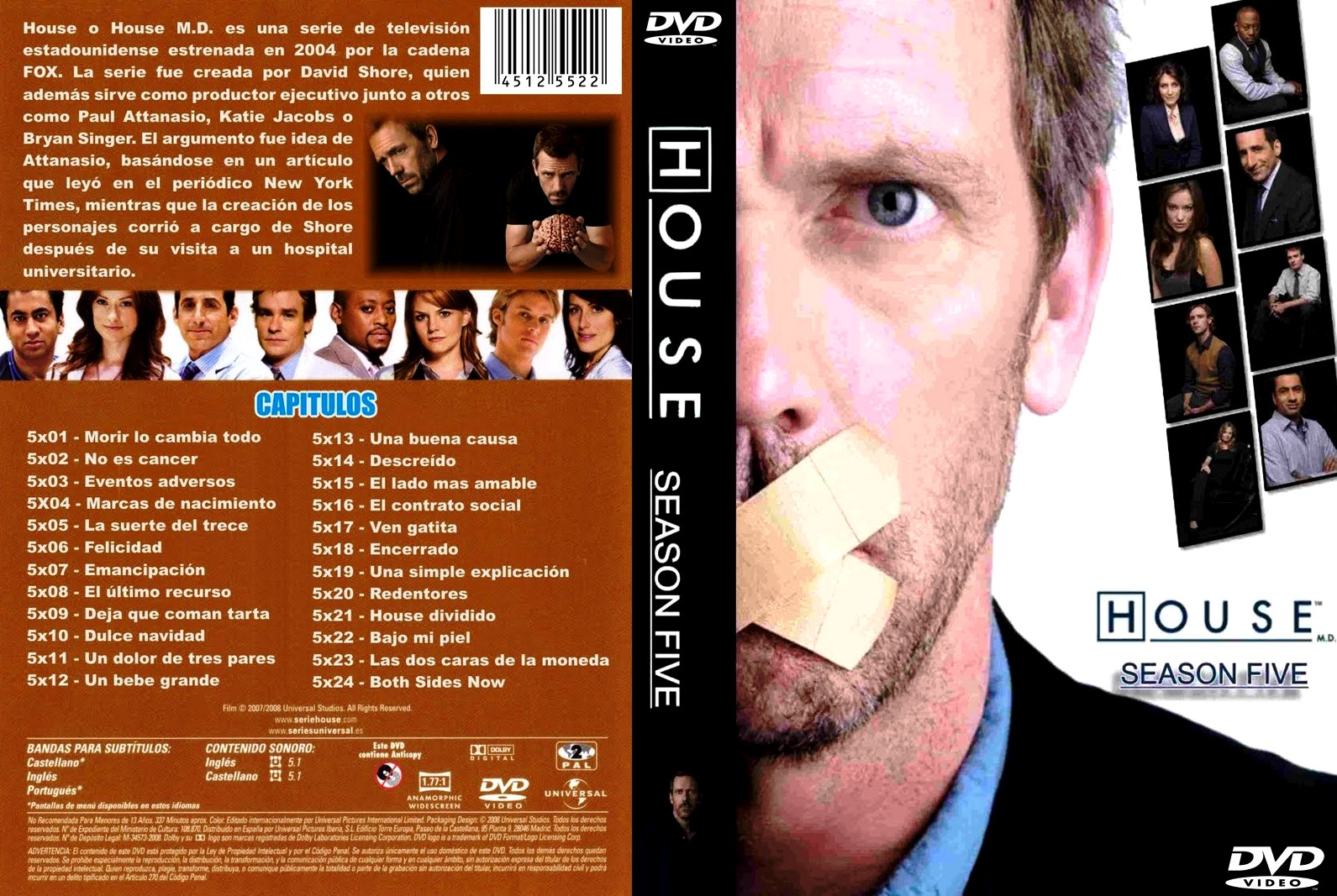 dr house dvd
