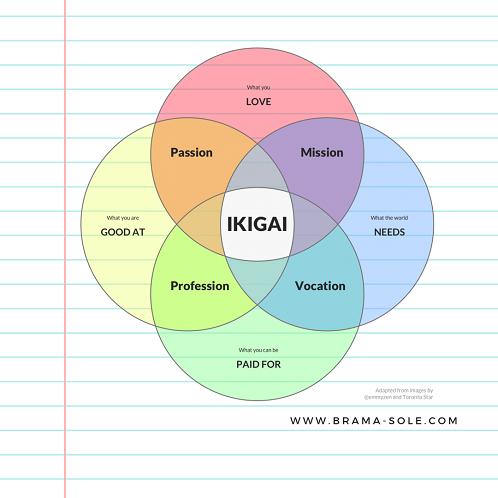 cara menemukan passion dan ikigai dalam hidup
