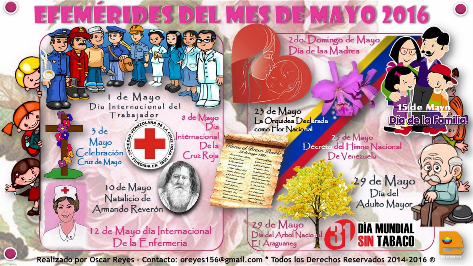 Tus Efemrides Escolares 3 de Mayo Historia de la Cruz de Mayo