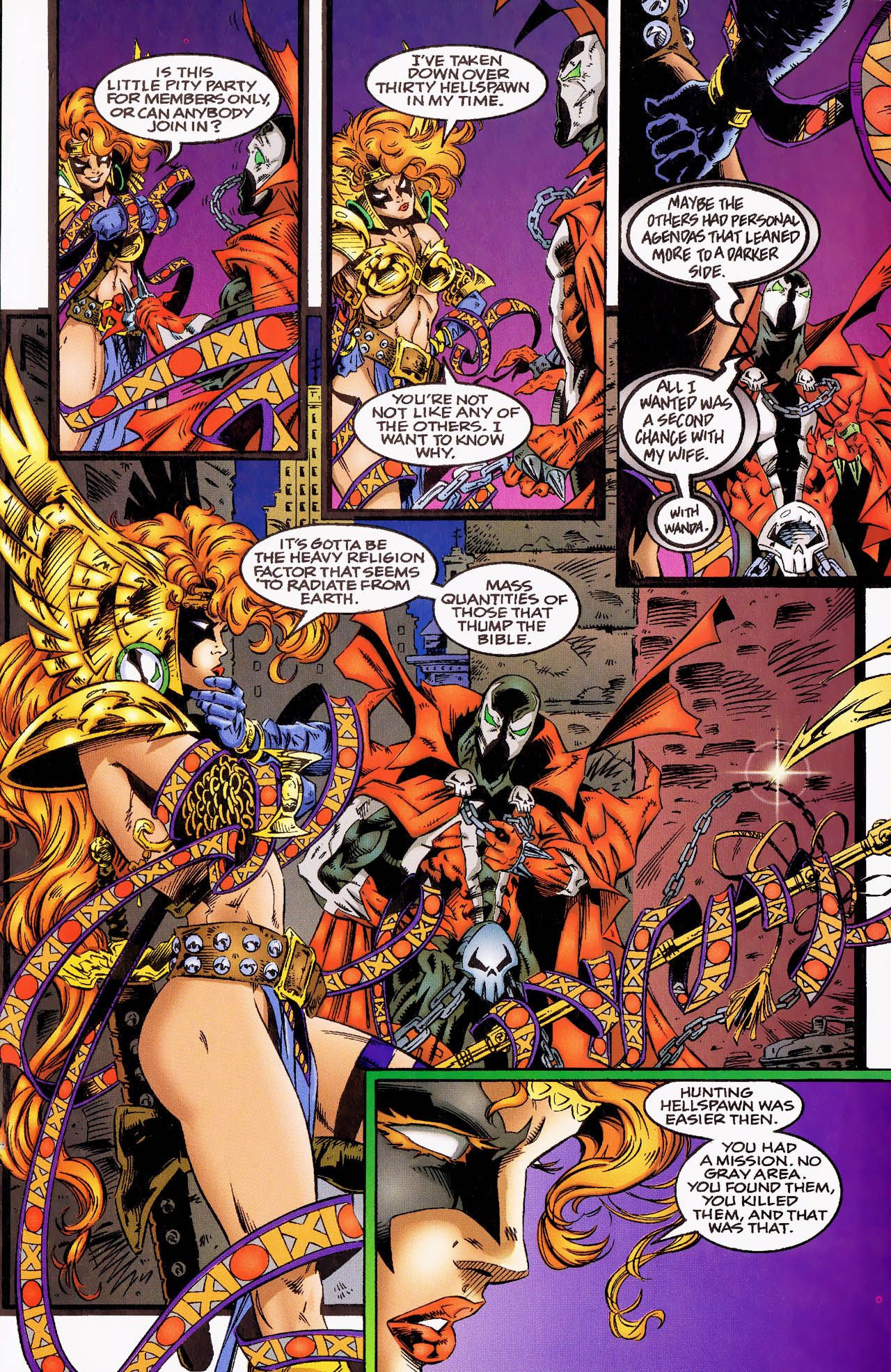 Read online Angela (1994) comic -  Issue #0 - 11