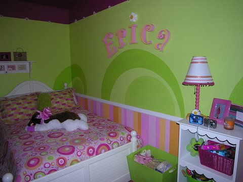 House designs 17 unique and creative designs kids bedroom - Room colour painting ideas ...