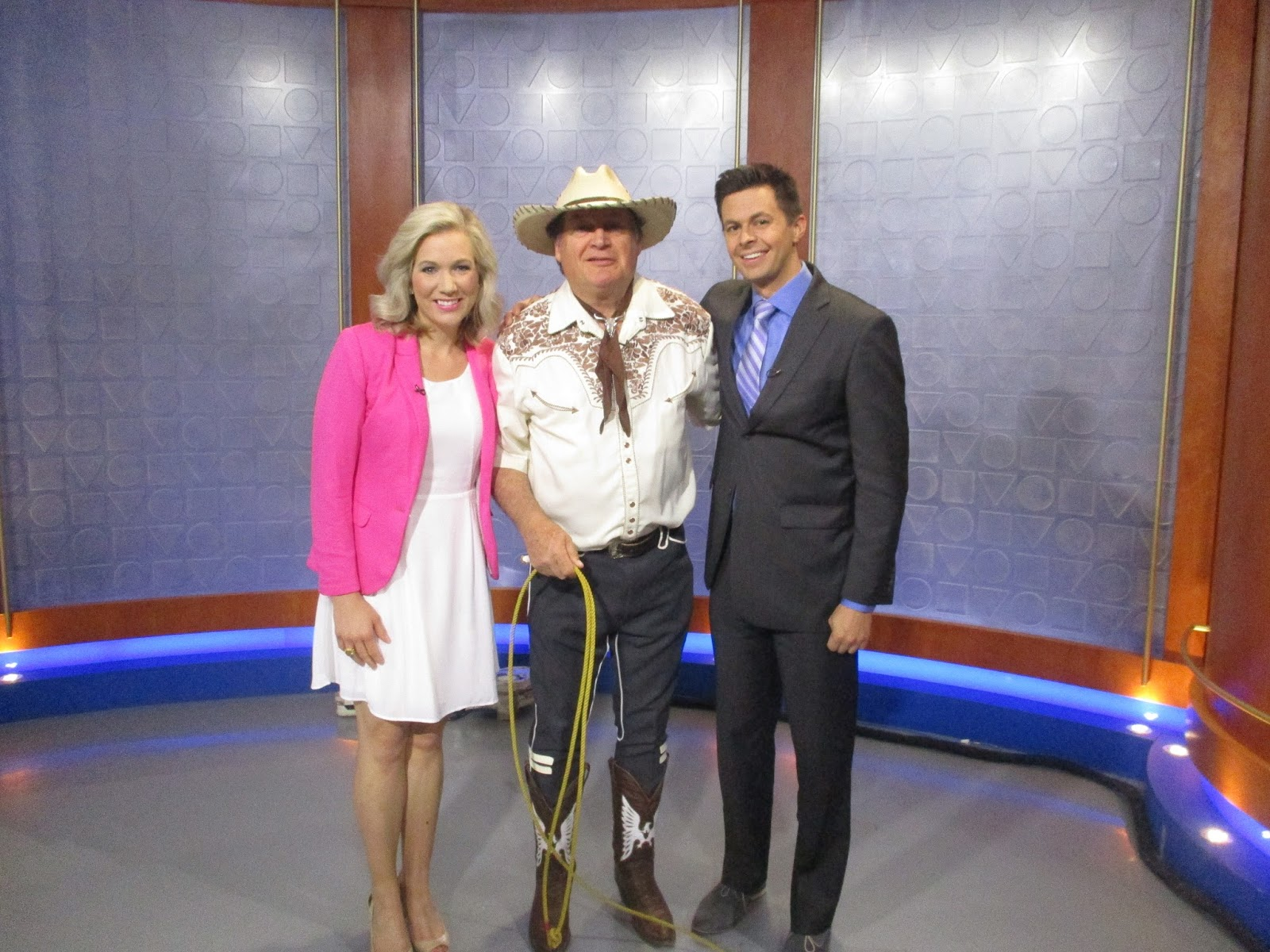 Comedy Cowboy Calgary S Ctv Morning Live My Third Time