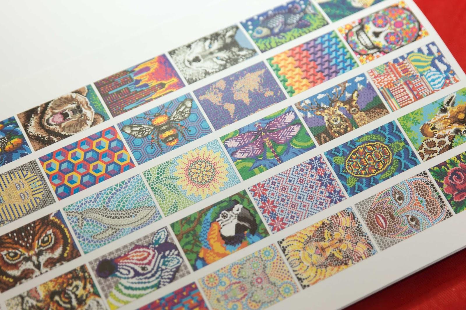 Kleurplaten Volwassenen Ingekleurd.Mijn Bevindingen Met Kleuren Op Nummer Extreme Kleurpuzzels Voor