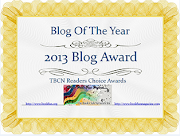 This Blog was voted 2013 Book of the Year in The Book Club Network Readers Choice Awards
