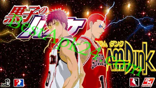 Slamdunk VS Kuroko No Basuke v2.0 Android Game Download For Free Bestapk24 2