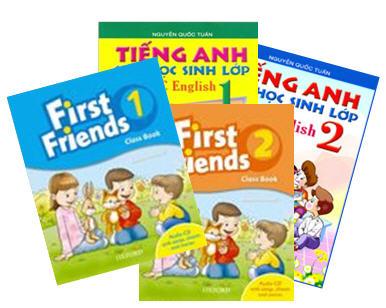 Phần mềm dành cho sách Tiểu học và Trung học