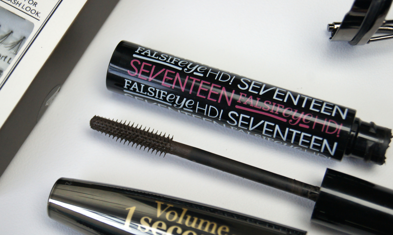 seventeen falsifeye hd mascara review