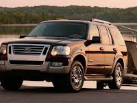 2020 Ford Explorer Redesign