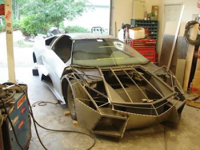 El Lamborghini Uruguayo
