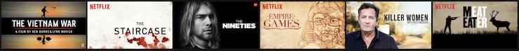 Netflix Codes Documentaries