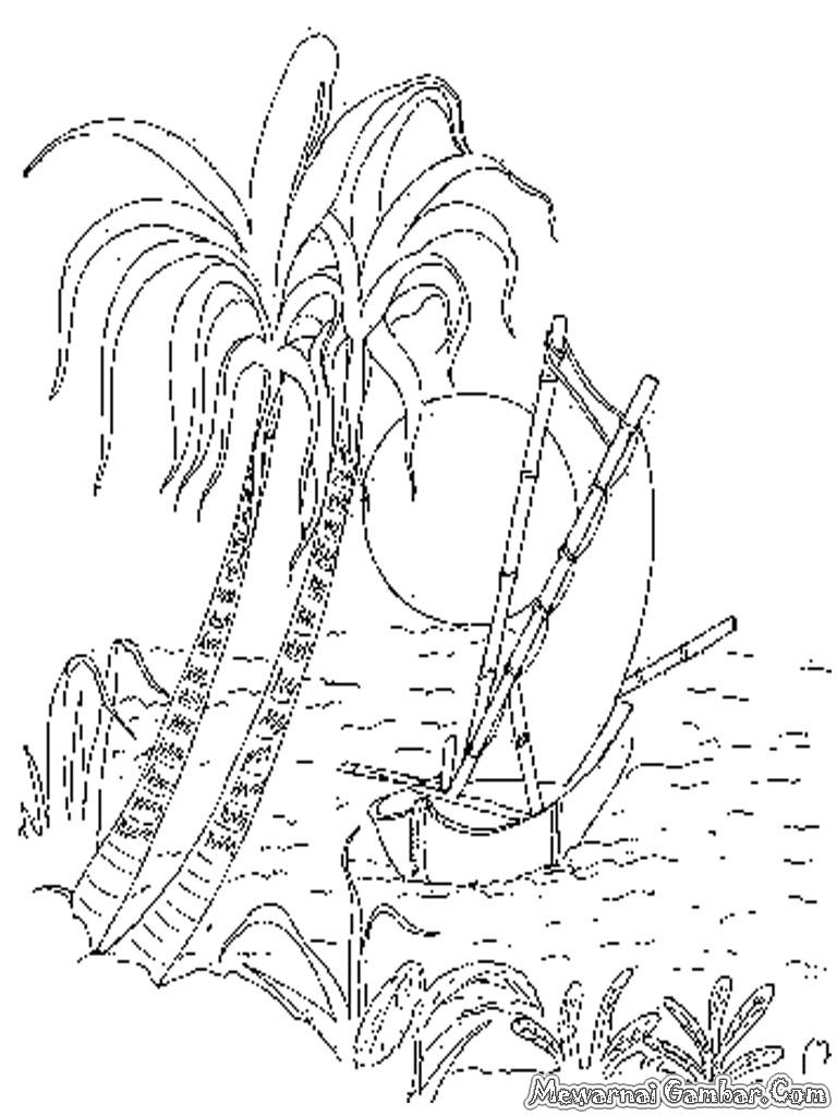 Image Result For Gambar Animasi Rumah Pedesaan