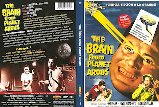 El cerebro del planeta Arous (1957) (The Brain From Planet Arous)