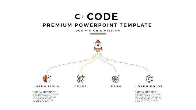 Free Premium Multi Purpose PowerPoint Template [CODE]
