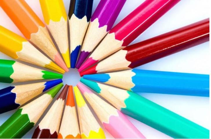Φυσιολογική όραση  Ένα άτομο με κανονική όραση αντιλαμβάνεται τον κόσμο με  αυτά τα χρώματα. 9de966aaae9
