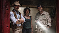 Blake Ritson, Angel Coulby and Waldemar Schultz in Hooten and the Lady Season 1 (1)
