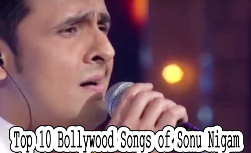 Top 10 Most Popular Bollywood Singers of 2017 - Sonu Nigam