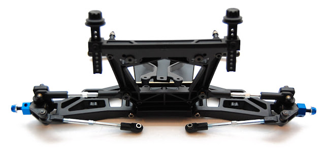 Pro-Line Pro-2 SC front suspension assembly