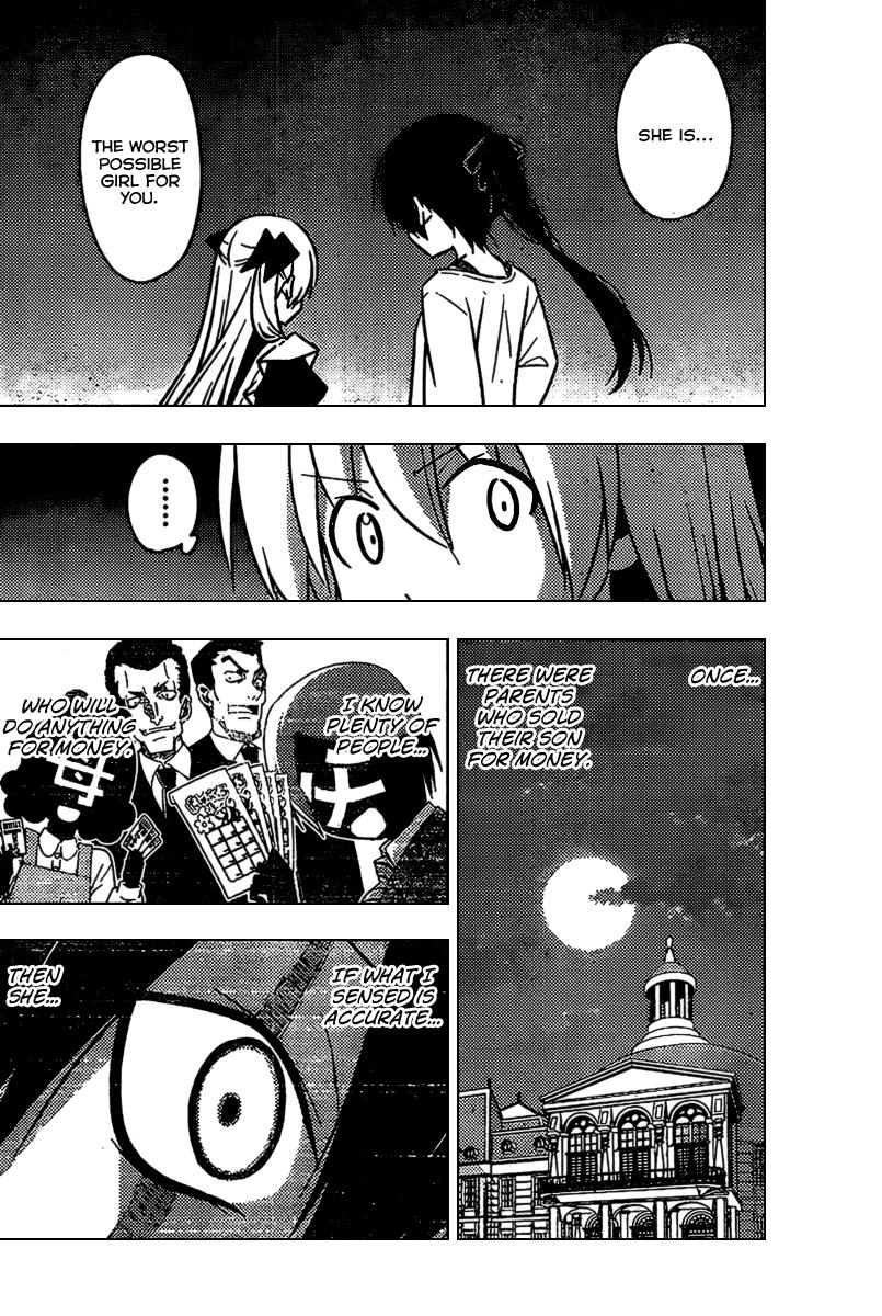 Hayate the Combat Butler - Chapter 559