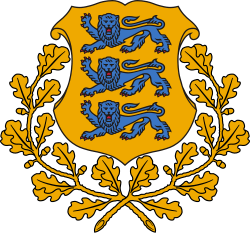 estonia Three Lions