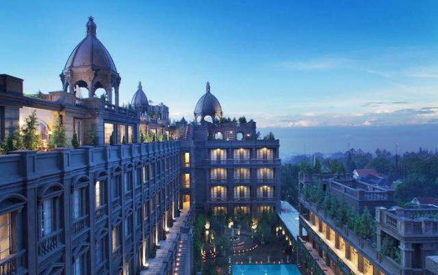 5 Hotel Terbaik di Bandung untuk Penjelajahan Seru Bersama Keluarga