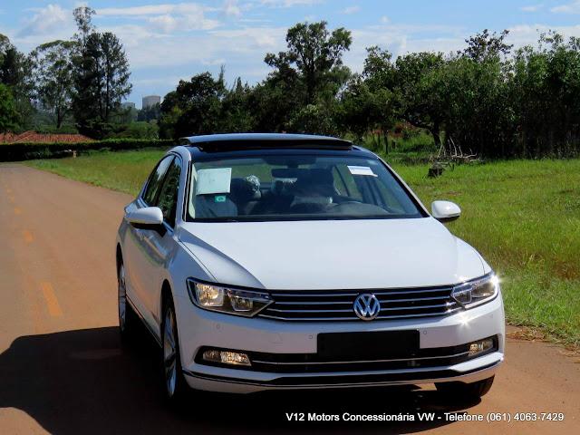 VW Passat  Comfortline 2017