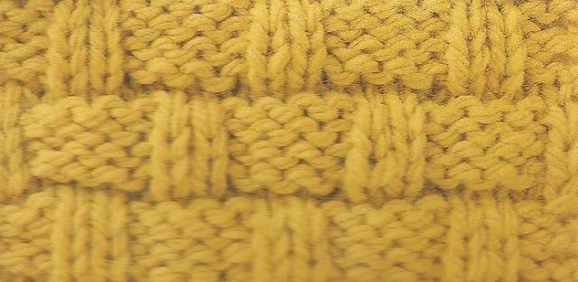 Patrón #1889: Como tejer canastas trenzadas a crochet.