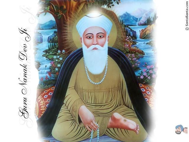 guru nanak dev birthday wallpaper
