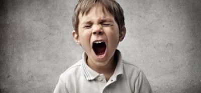 Wyparcie złości
