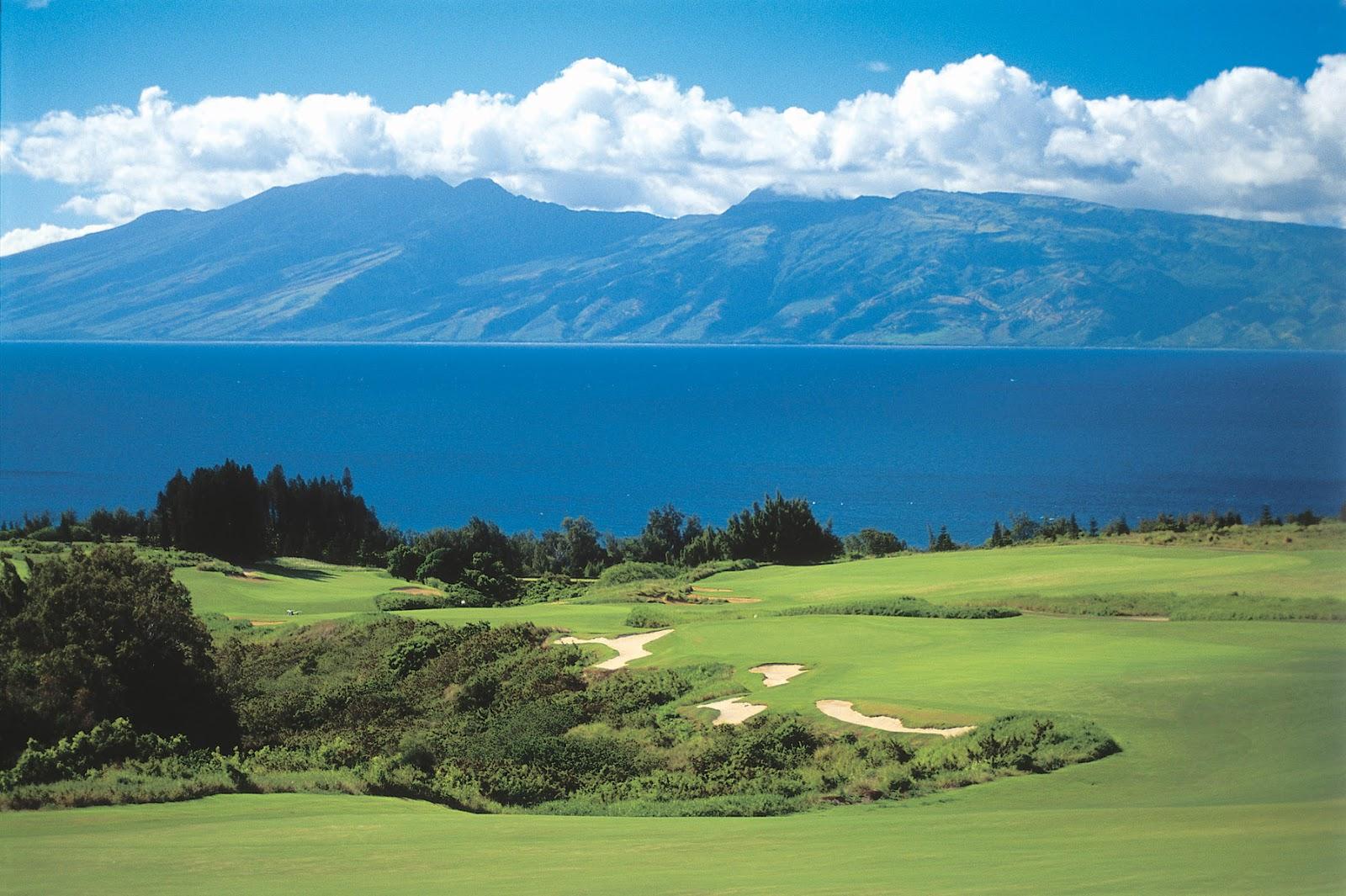 Maui Golf Report