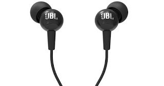 JBL C100SI In-Ear Headphones