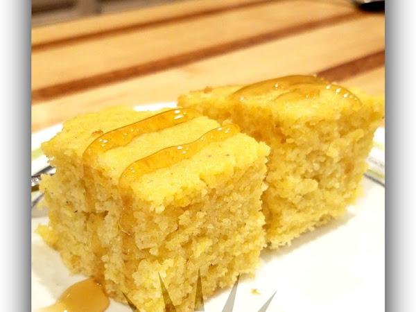 Grandmother's Buttermilk Cornbread #Recipe #TastyThursday