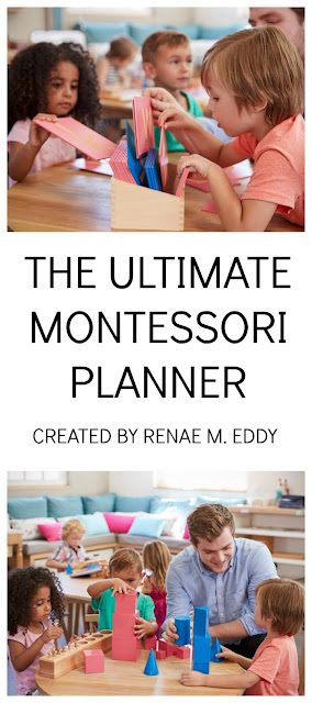The Ultimate Montessori Planner