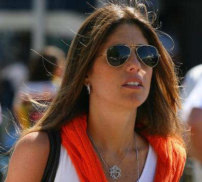 Silvana Barrichello Pacar dan Istri Pembapap F1 tercantik dan seksi