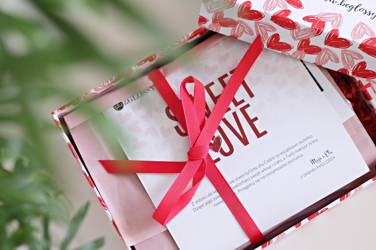 beGLOSSY Sweet Love - LUTY 2018
