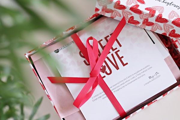 beGLOSSY Sweet Love i beGLOSSY X VICHY {przegląd pudełek luty 2018 + kod rabatowy}