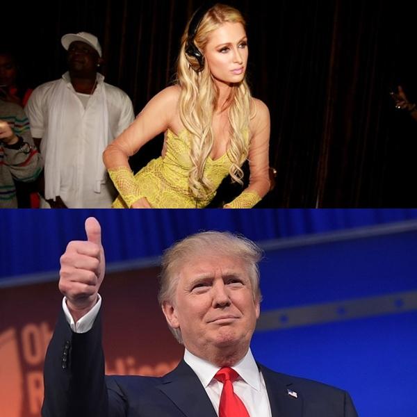 Paris Hilton explicó por qué votó por Donald Trump