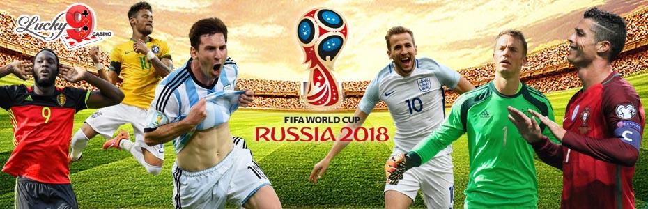 Bandar Bola Resmi Piala Dunia 2018 Lucky9casino